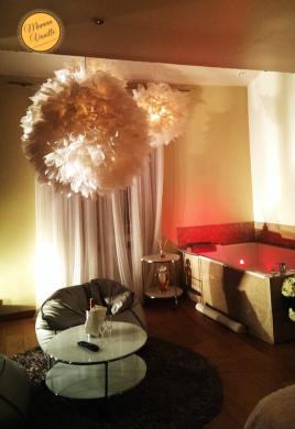 Le Gourguillon - Chambre Paradis